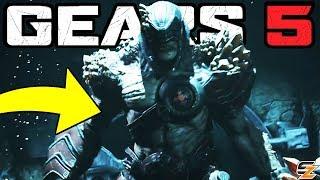 Gears of War 5 - Locust Origins, Swarm Leader, Queen Myrrah & More! (E3 2018 Trailer Breakdown)
