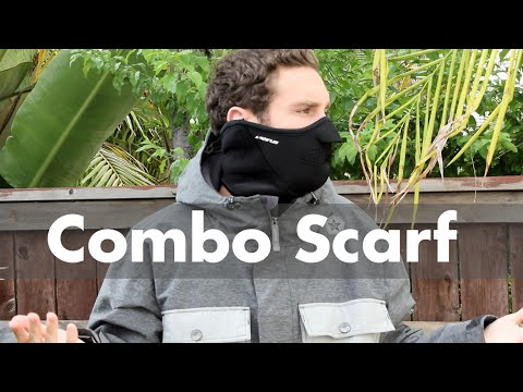 24f0d7cbb51 Seirus Neo-Fleece Combo Scarf - Unisex