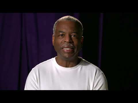 LeVar Burton talks about growing up in America. Thank you LeVar.