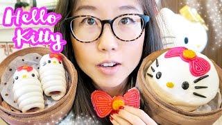 Hello Kitty Dim Sum in Hong Kong
