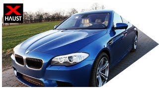 Xhaust: New Bmw M5 (f10) Exhaust Sound&fly By