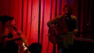 Damien Rice - 'Tongue' live 2004
