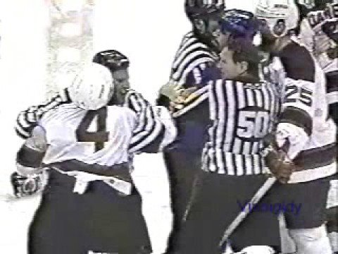 Scott Stevens vs. Sandy McCarthy