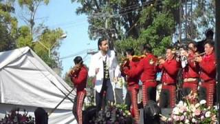 preview picture of video 'Pablo Montero en Ecatepec (Festival del día de las Madres 2014)'