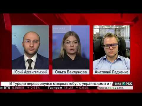 РБК ТВ Тактика Skype edition ММК, АФК Система, SSYS, PANW, Сбербанк