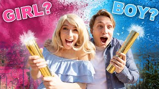 Gender Reveal Gone Wrong!! (The LaMace Family)