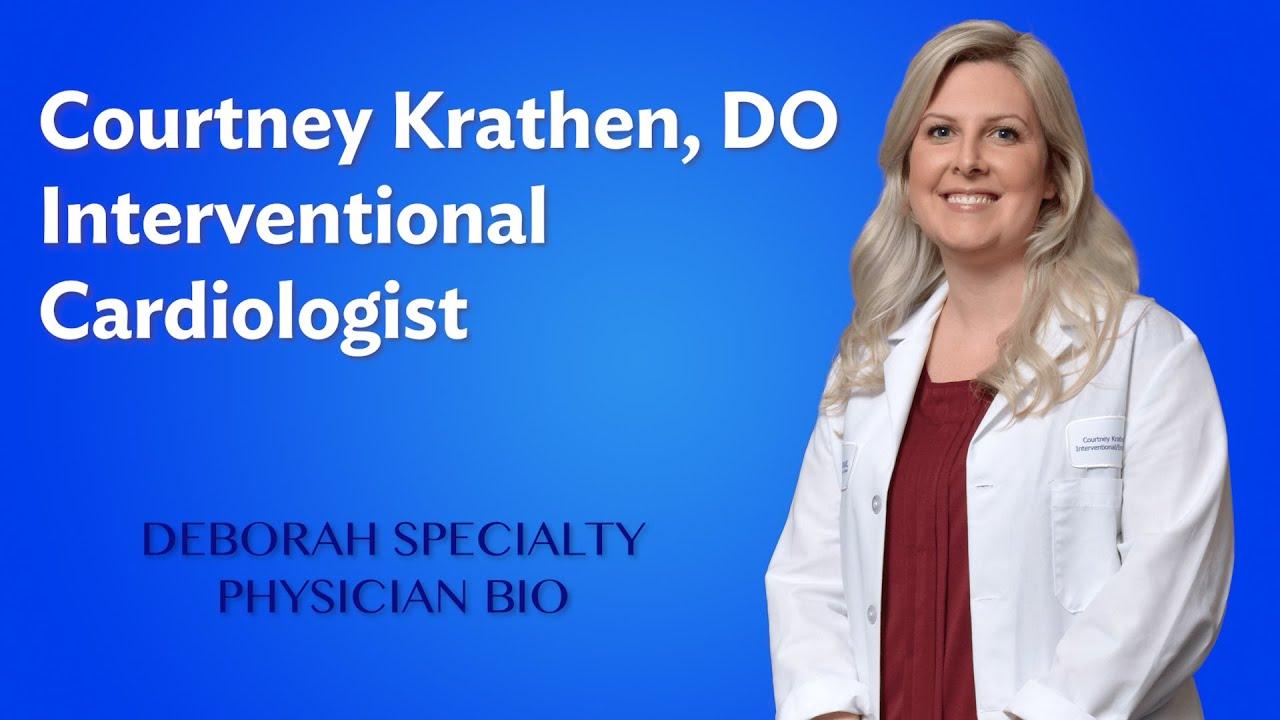 Meet Courtney Krathen, DO