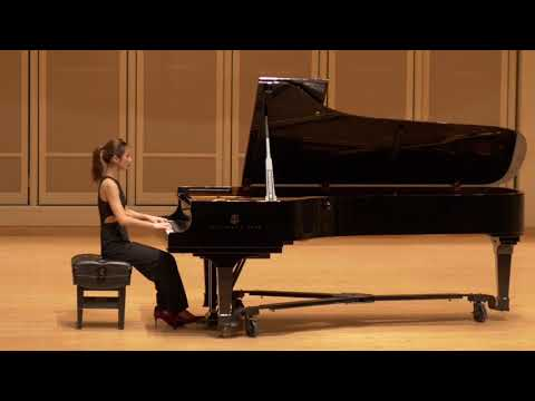 Bach - Italian Concerto, Allegro