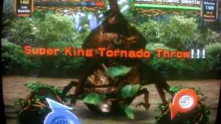 Mushiking - Super King Tornado Throw