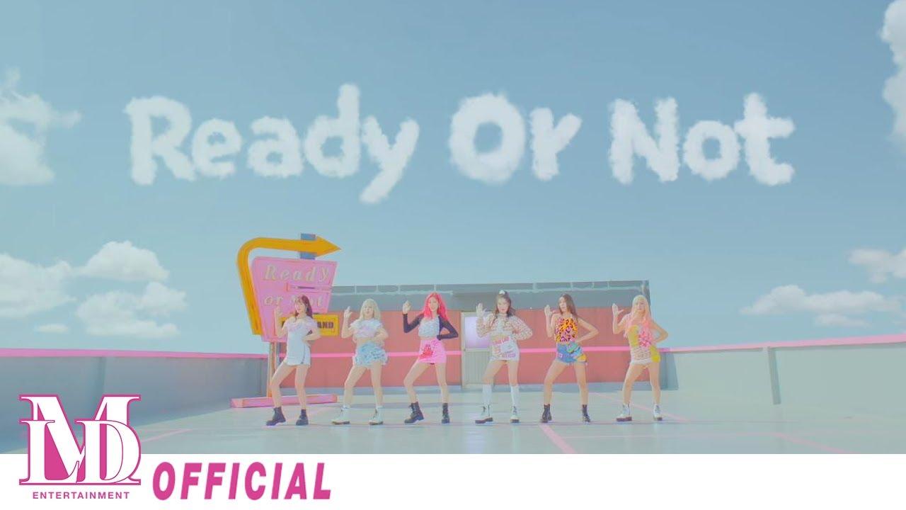 [Korea] MV : MOMOLAND - Ready Or Not