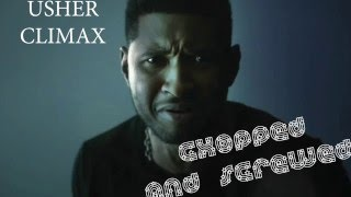 Usher - Climax - SLOWED DOWN