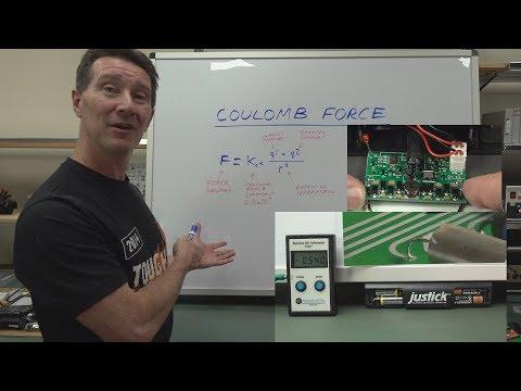 EEVblog #1149 - How An Electrostatic Whiteboard Works