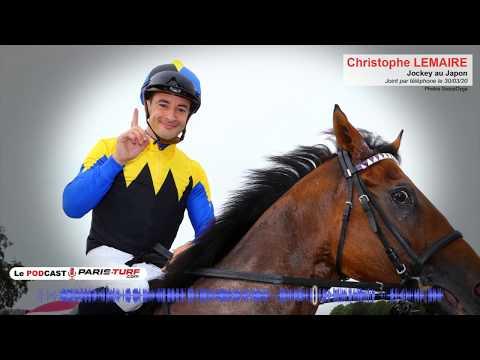 """Christophe Lemaire : """"de bons espoirs, si les courses se poursuivent..."""""""