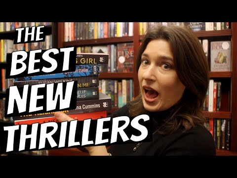 The Best New Psychological Thrillers   #BookBreak