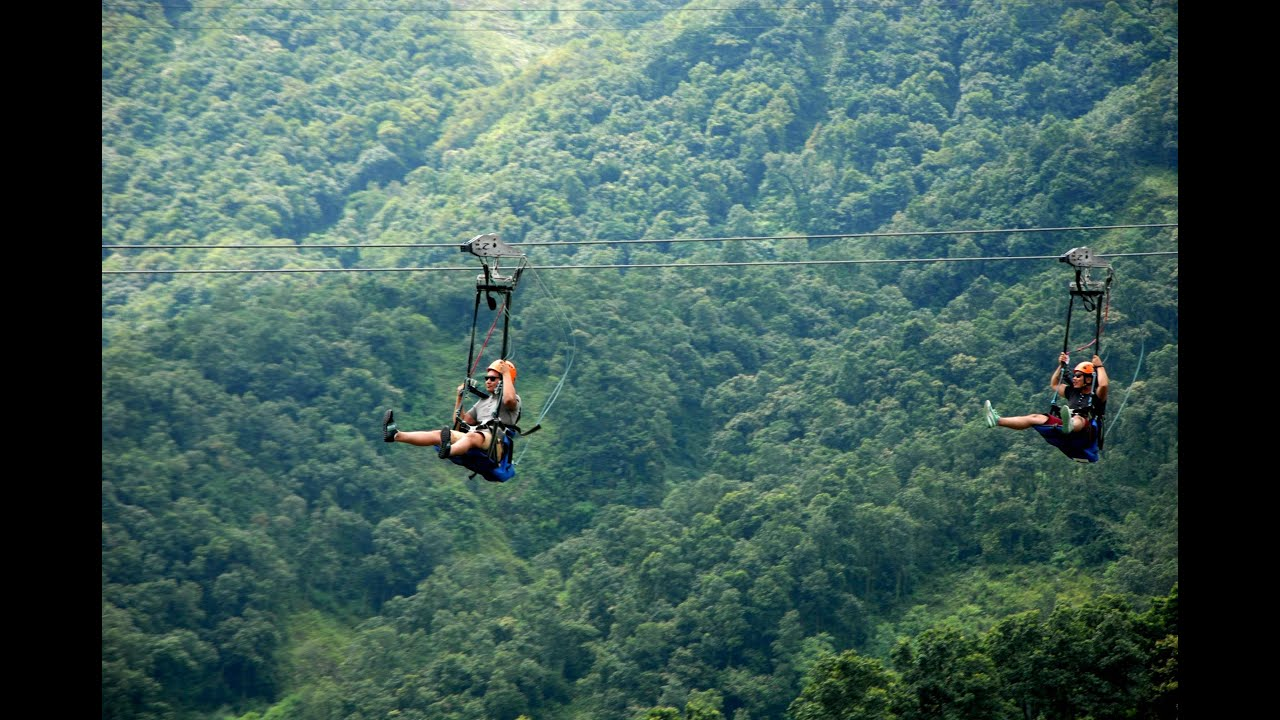 The Most Extreme Zipline In The World Is One Hell Of A Ride