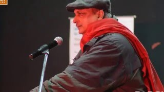 Piyush Mishra | Aarambh Hai Prachand (Live At Hindu College)