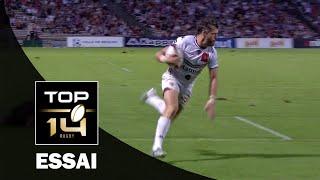 TOP 14 ‐ Essai 3 Adam ASHLEY-COOPER (UBB) – Bordeaux-Bègles-Lyon – J6 – Saison 2016/2017