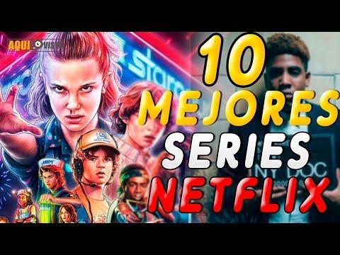 Download Las 10 Mejores Series Originales de Netflix 2019 Mp4 HD Video and MP3