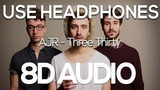 Download Ajr Three Thirty 8d Audio MP3 Video Descarga Gratis