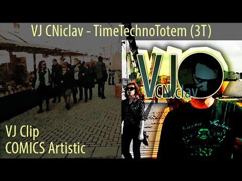 Vj Cniclav - VJ CNiclav - TimeTechnoTotem (3T)