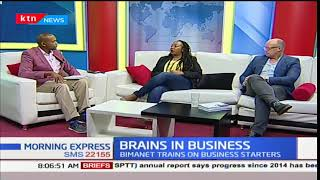 Brains in Business: Bimanet trains on business starters