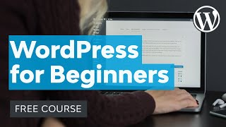 WordPress Course - Free Online WP Course for Beginners