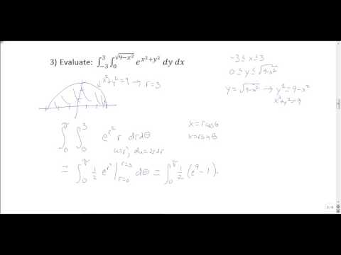 Multivariable Calculus: Exam 3 Review A - YouTube
