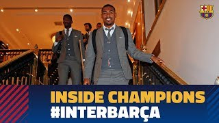 INTER 1-1 BARÇA | Inside Champions