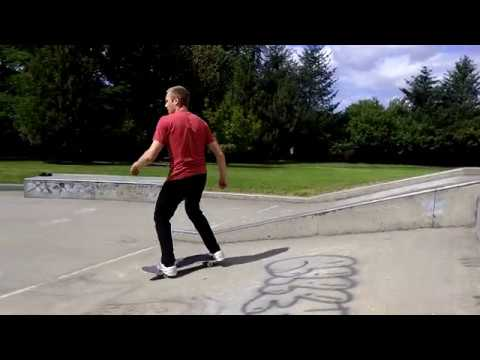 Skateboarding Olympia, WA - 2017
