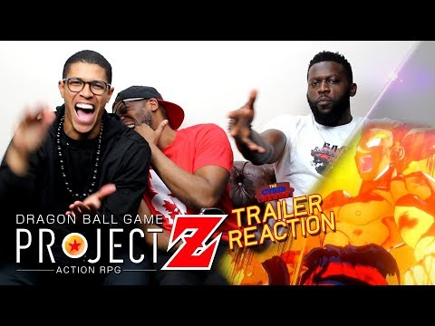 , title : 'Dragon Ball Game – Project Z: Announcement Trailer Reaction'