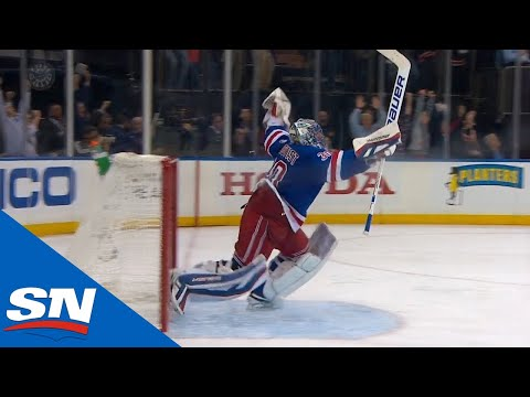 The Last 25 Years Of NHL Playoffs Overtime Goals: New York Rangers