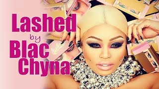 BLAC CHYNA'S Lashed Bar | Lash Extensions