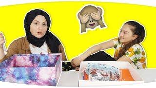 GİZEMLİ KUTU AÇILIMI 😱 Mystery Box of Back to School Switch-Up Challenge!!! Fenomen Tv