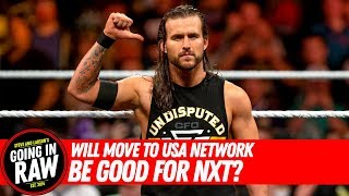 Is Move To USA Network Good For NXT? (Going In Raw Mat Chat)