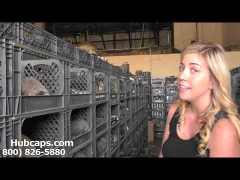 Automotive Videos: Infiniti M Series Hub Caps, Center Caps & Wheel Covers
