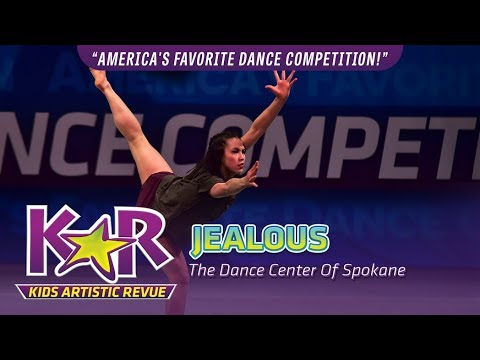 """Jealous"" from The Dance Center Of Spokane"