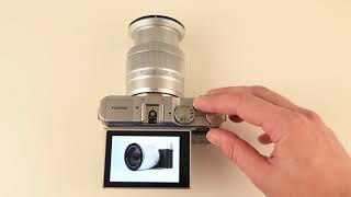 Скорость серийной съёмки и объём буфера. JPG. Fujifilm X-A3