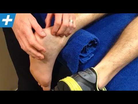 Acel mazat din articulațiile genunchilor