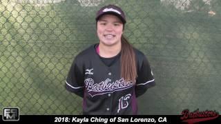 Kayla Ching