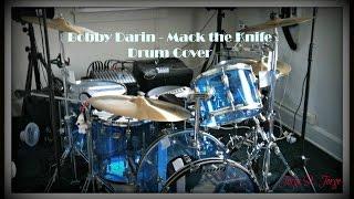 Bobby Darin - Mack The Knife Drum Cover (Flashback Sunday #9)