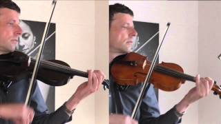 Comparison wooden violin vs carbon fiber violin