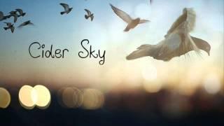 Cider Sky - White Doves