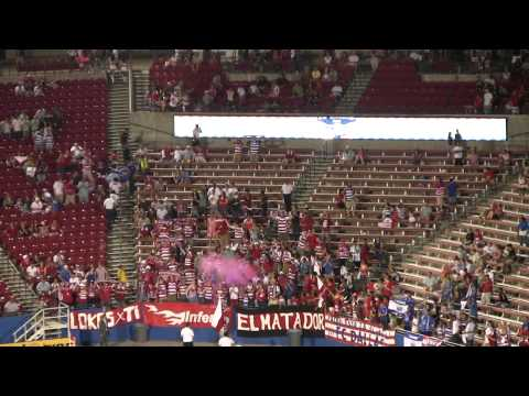 ESPN 1540 AM Presente FC Dallas vs San Jose Earthquakes 6-5-2010