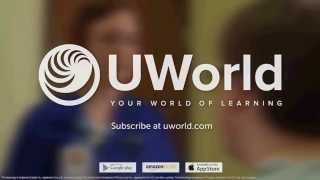 Has anyone used UWorld to study for NCLEX?