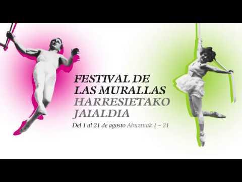 Previsualización de FESTIVAL DE LAS MURALLAS 2019