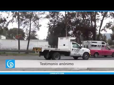 Constantes asaltos es lo que viven en la calle Agua del municipio de La Paz