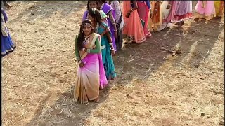 Arjun R Meda //◆Desi Nagin Girl Dance◆ // Narmada Cancel // Timli 2018 !! Adivasi Songs // New Timli