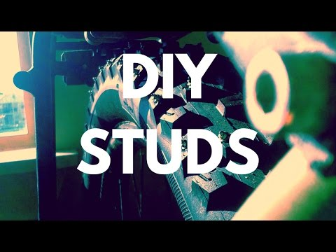 DIY Studded Bicycle Tires – Review!
