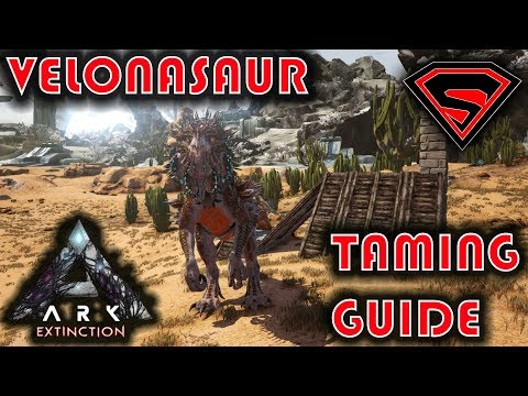 Steam Community :: Guide :: ARK EXTINCTION HOW TO TAME A