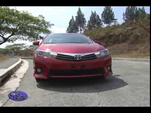 Auto Focus Production Models Toyota Corolla Altis 2014